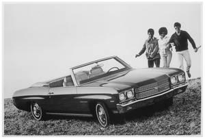 Vintage Chevelle Photo 1970 Chevelle