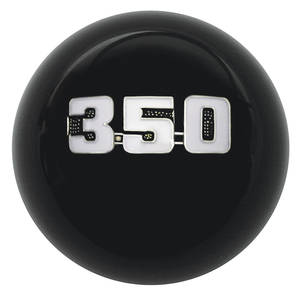 1961-1977 Cutlass/442 Shifter Knob, Custom 350