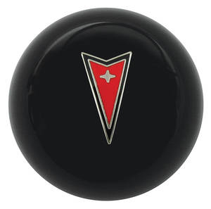 1961-73 LeMans Shifter Knob, Custom Pontiac Arrow