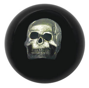 1964-77 Chevelle Shifter Knob, Custom Skull
