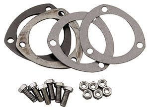 1978-88 Malibu Exhaust Collector Rings, Cut-A-Ways 3""