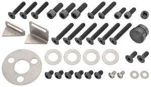 1964-1977 Chevelle Timing Cover Hardware Small Block, by Comp Cams