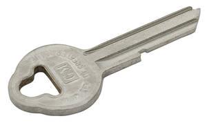 1964-66 Cadillac Key Blank - Pearhead