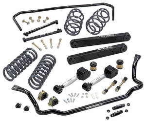 1968-70 GTO Total Vehicle Systems Handling Package Stage I 455, Standard