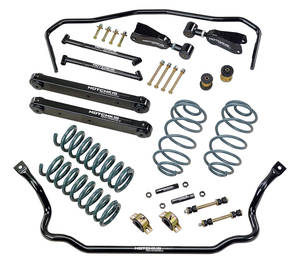 1971-72 GTO Total Vehicle Systems Handling Package Stage I 350-400, Standard