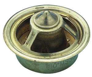 1959-77 Grand Prix Thermostat, Hi-Flo 180-Degree, by Mr. Gasket