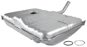 1975-77 Monte Carlo Fuel Tank (Galvanized) without Vents, 19-Gallon