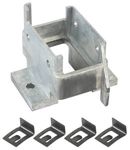 1964-1968 Chevelle Power Top Switch Bracket