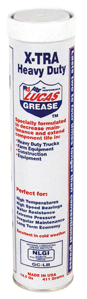 Photo of Grease, Heavy-Duty (Lucas) 14.5 oz. tube