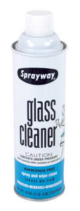 1961-1972 Skylark Glass Cleaner, Sprayway 19-oz.