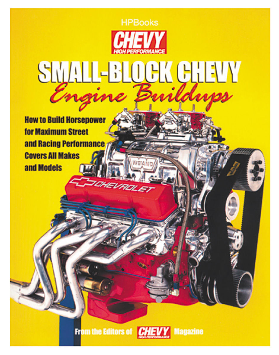 Photo of Small-Block Chevy Engine Buildups