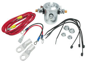 1964-1973 GTO Solenoid Kit, Hot Start, by Taylor