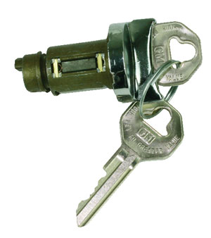 1964 Chevelle Ignition Lock Octagon Keys