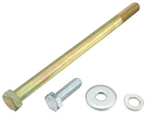 1970-77 Monte Carlo Alternator Mounting Bolt Kit Small-Block