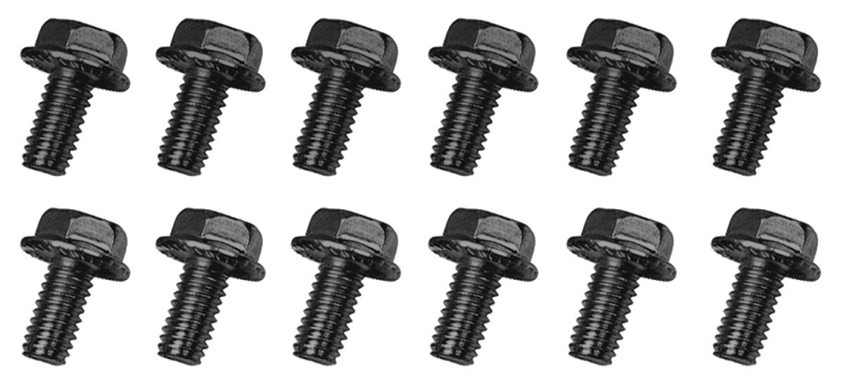 Photo of Rear Cover Bolt Set (12-Piece)