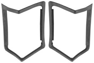 1968-69 Tail Lamp Housings Gaskets, El Camino & Wagon, by RESTOPARTS