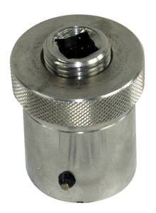 "1978-1988 El Camino Crankshaft Turning Socket (Pro) Small Block & V6 Chevy 1.255"" ID w/3/16"" Keyway"