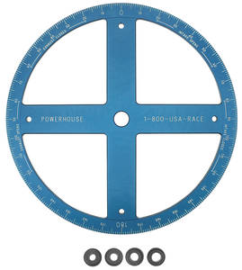 "1959-77 Bonneville Degree Wheel, 16"" Pro"