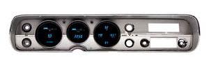 1965-1965 Chevelle Gauge Conversion w/AC, by Dakota Digital