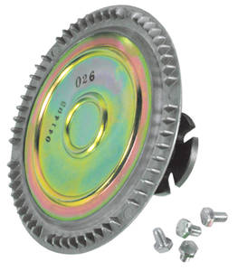 1967-72 Skylark Fan Clutch Thermal Clutch 400/455