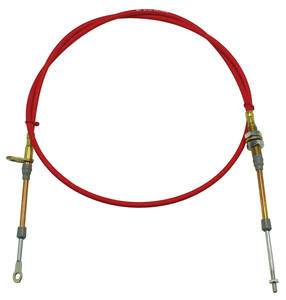 1961-73 GTO Shifter Cable, Performance, by B&M
