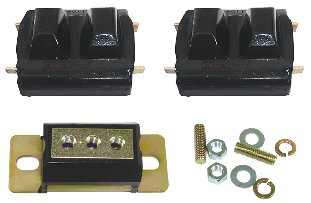 Photo of Malibu Motor/Transmission Mount Combo Kit (Polyurethane)