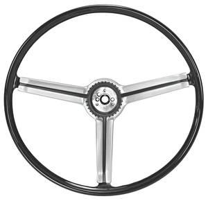 1968-1968 El Camino Steering Wheel, 1968 Deluxe