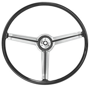 Chevelle Steering Wheel, 1968 Deluxe