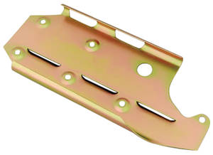 1978-1988 Monte Carlo Windage Tray, Solid Louvered Small Block 350, RH Dipstick, by MILODON