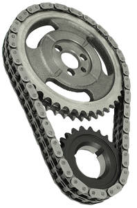 1984-88 El Camino Timing Chain, Premium Roller Small Block- Hyd. Roller