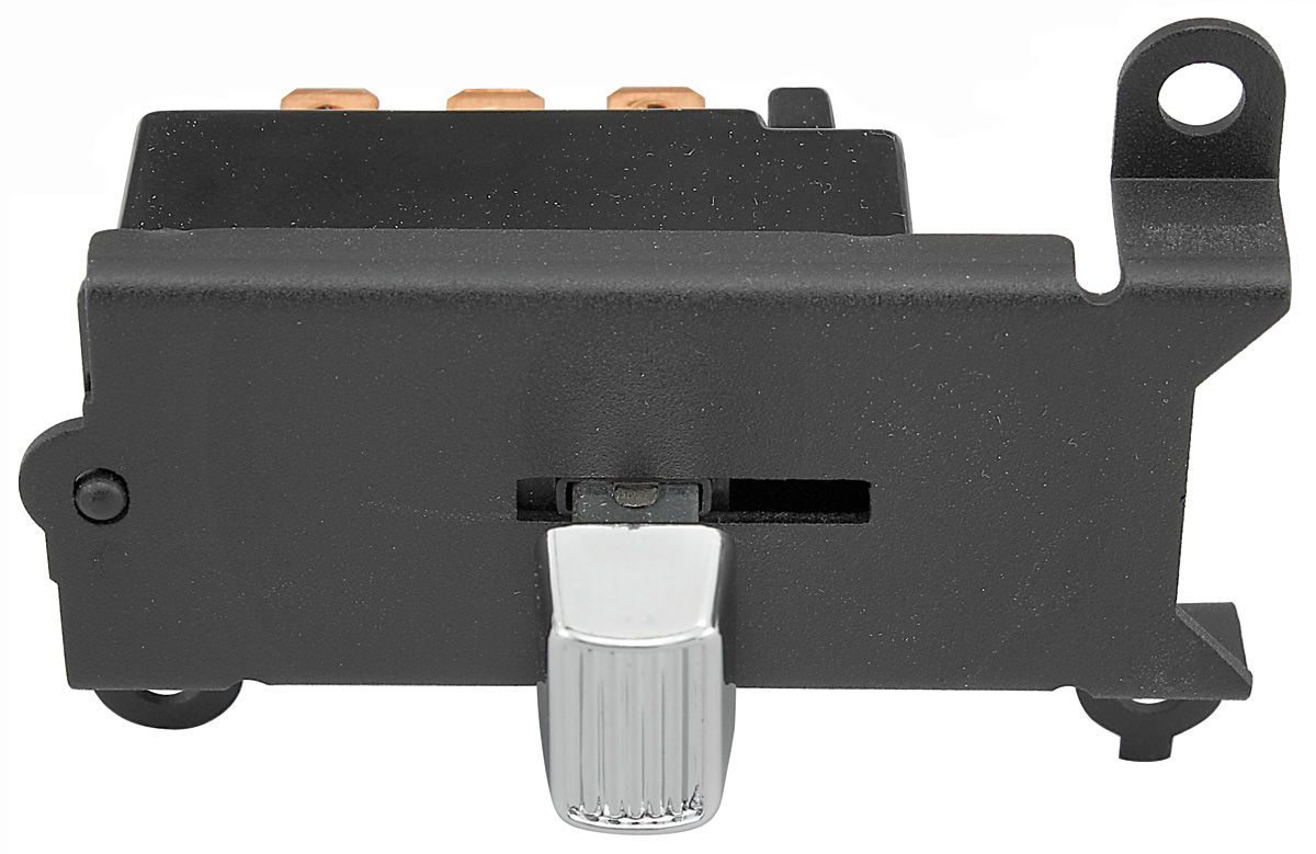 Photo of Wiper Switch Assembly with Recess Park