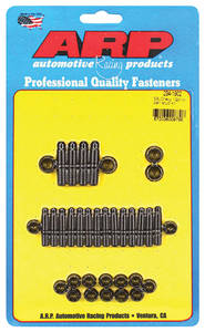 1964-1977 Chevelle Oil Pan Studs Small-Block 12-Pt. Head – Black, by ARP