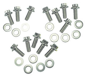 1978-88 Malibu Transmission Pan Bolts, Automatic