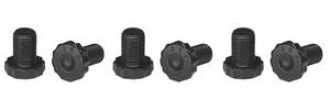 "1978-88 Malibu Driveline Bolts Flexplate High-Performance - V6/V8 w/2-Piece Rear Main Seal 7/16""-20 Thread, .680""UHL"