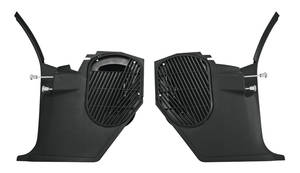 1970-1972 Monte Carlo Kick Panels, For Non-Air Vehicles