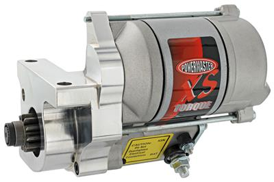 1968-1976 Cadillac Starter, XS Torque (200-Ft./Lbs.) Natural Finish - 153-Tooth, by POWERMASTER