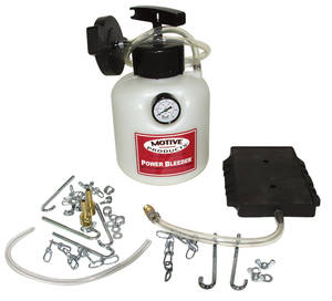 Brake Bleeder Kit, Power
