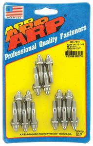 1978-88 El Camino Valve Cover Studs (ARP) Big-Block - Cast Aluminum Valve Covers 12-Pt. Head - Stainless