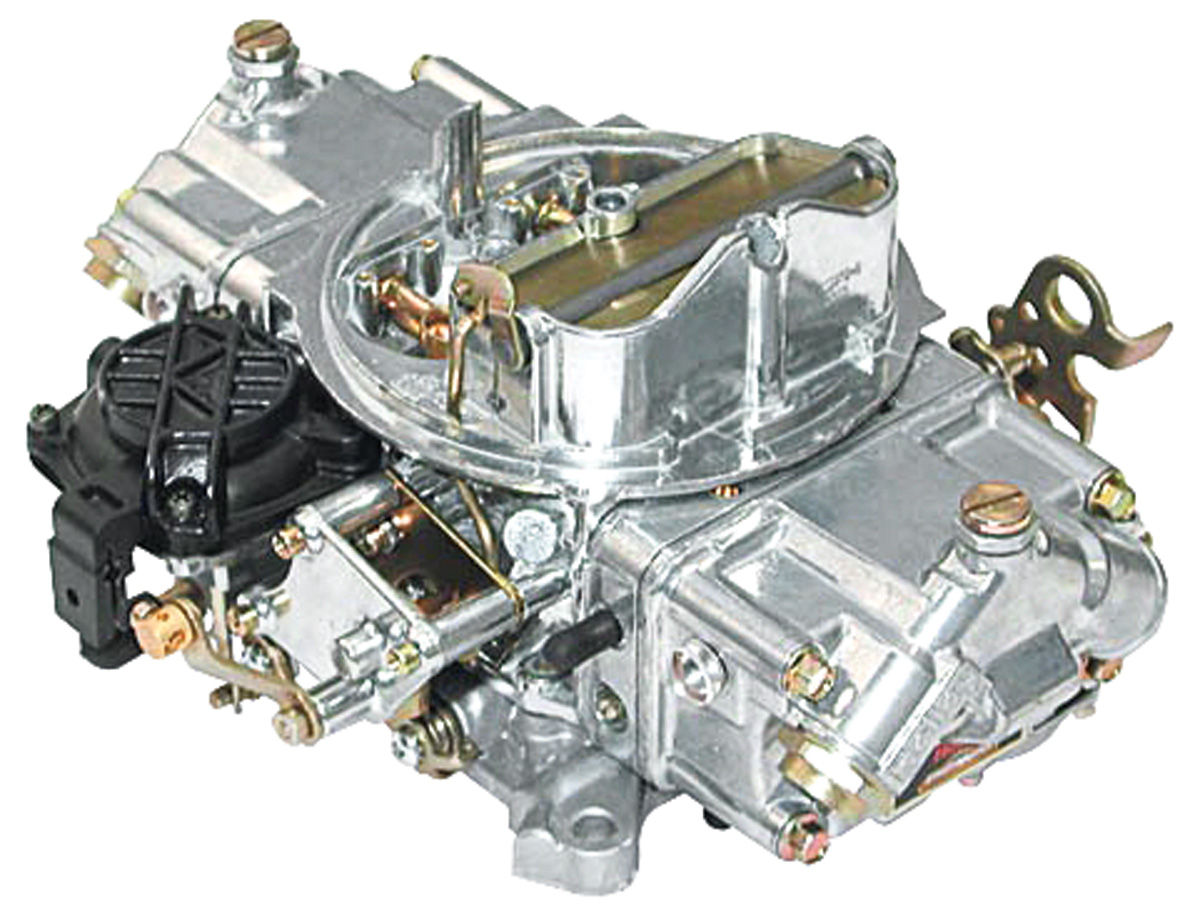 Photo of Carburetor, Street Avenger 4-BBL Manual Choke 570 CFM
