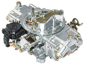 Carburetor, Street Avenger 4-BBL Manual Choke 570 CFM, by Holley