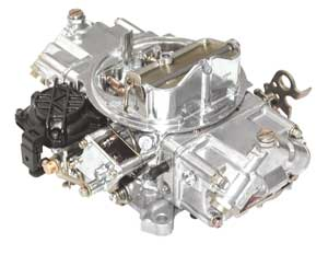 Carburetor, Street Avenger (4-BBL) Manual Choke 670 CFM, by Holley