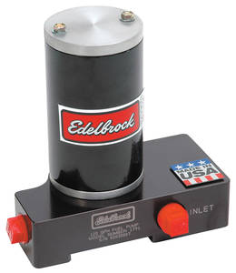 1961-73 GTO Fuel Pump, Electric 120 Gph, by Edelbrock