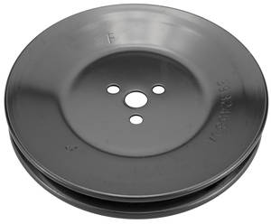 1969-1970 Chevelle Smog Pulley, Factory-Style A.I.R. L-78 & LS-6