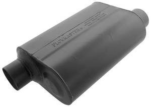 "1961-1977 Cutlass Muffler, Super 40-Series 3"" I/O, by FLOWMASTER"