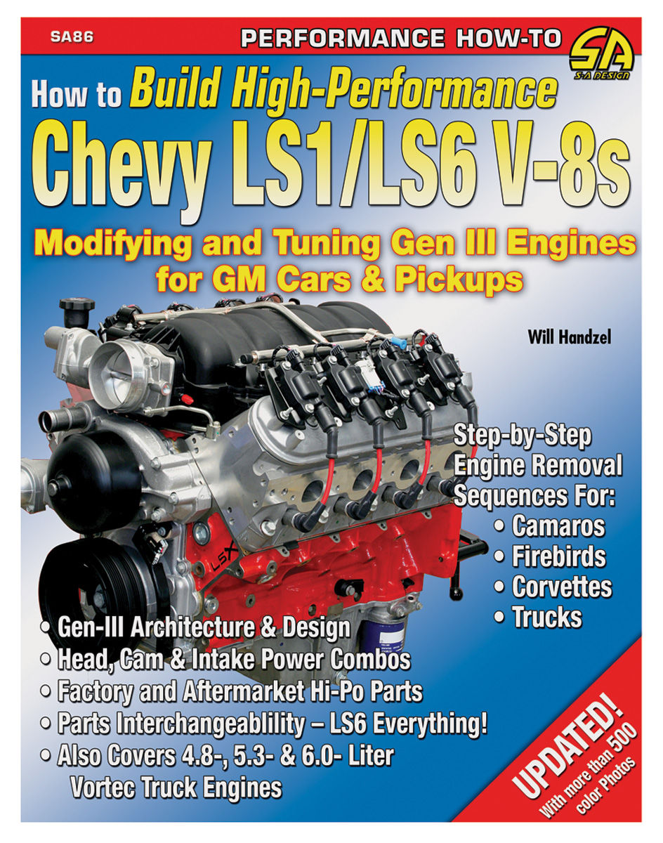 Photo of How To Build High-Performance Chevy LS1 & LS6 V8's