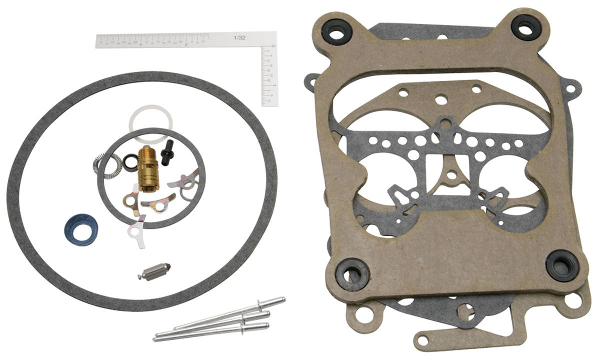 Photo of Carburetor Rebuild Kit, Quadrajet (Edelbrock 1910/Rochester M4M - 850 CFM)