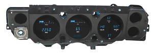 1970-72 Monte Carlo Gauge Cluster & Housing; Digital (Super Sport)