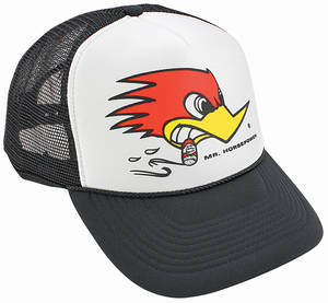 Mr. Horsepower Mesh Trucker Hat