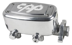 "1964-77 Chevelle Master Cylinder, MCPV-1 All-In-One 1"" Bore, by CPP"
