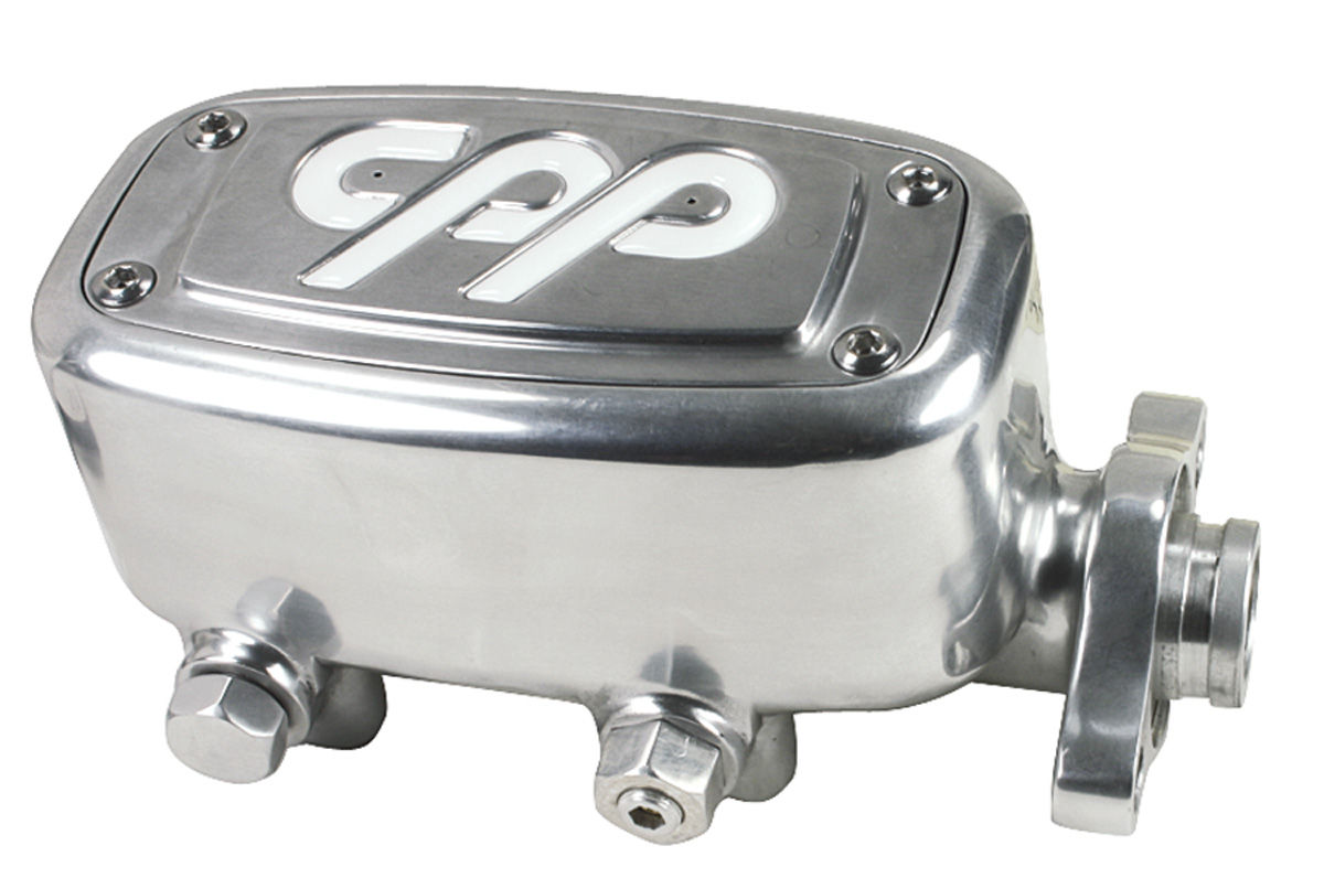 "Photo of LeMans Master Cylinder, MCPV-1 All-In-One 1-1/8"" bore"